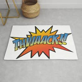 Thwaack!! Rug