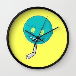 Da Dum Dum Wall Clock