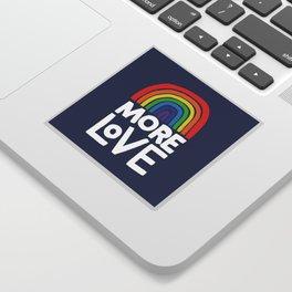 more love Sticker