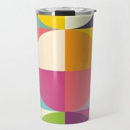 Quarters Quilt 4 Travel Mug