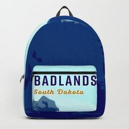 South Dakota Travel Backpack