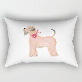 Wheaten Terrier Rectangular Pillow