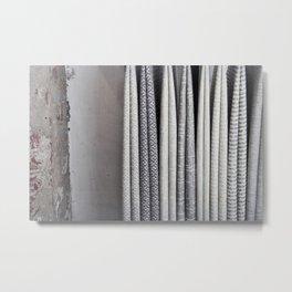 Norway Cloth woollen mill Metal Print