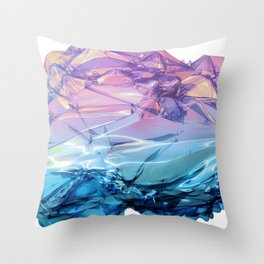 Life On Other Planets [Version 02] Throw Pillow