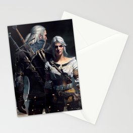 The Witcher 3 Stationery Cards