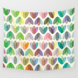 Spring tulips Wall Tapestry