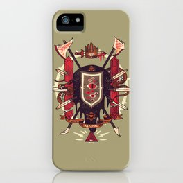 Astral Ancestry iPhone Case