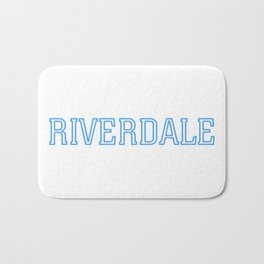 Riverdale - Logo Bath Mat