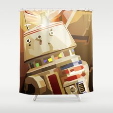 SW#53 Shower Curtain