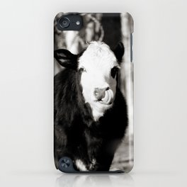 Cowlick iPhone Case