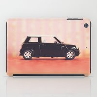 dale cooper iPad Cases featuring Mini Cooper by Anna Dykema Photography