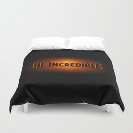 The Incredibles Duvet Cover