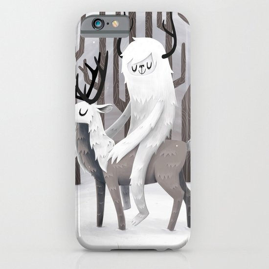 Winter Snow iPhone & iPod Case