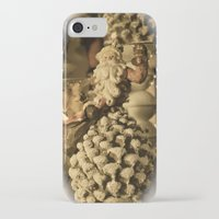 santa iPhone & iPod Cases featuring Santa by Cindy Munroe Photography