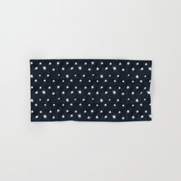 Midnight Starlet Hand & Bath Towel