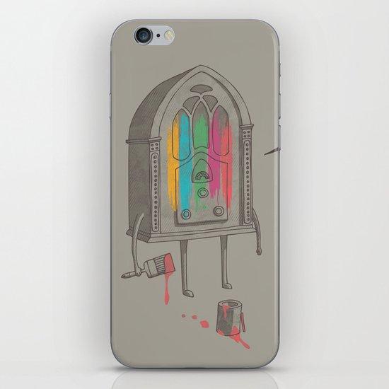 Identity Crisis iPhone & iPod Skin