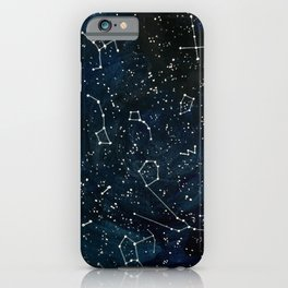Look to the Stars iPhone Case