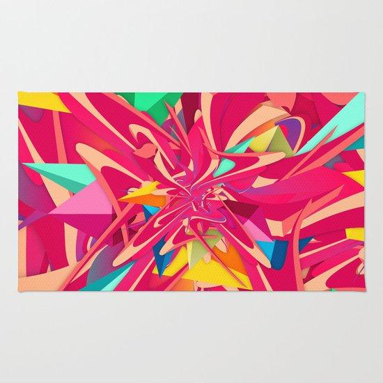 Explosion #1 Rug