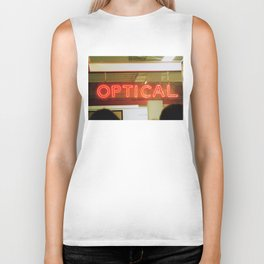 OPTICAL Biker Tank