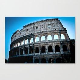 Rome - Colosseo Canvas Print