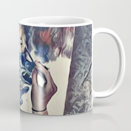 The Universe Inside My Head (Overhead) Coffee Mug