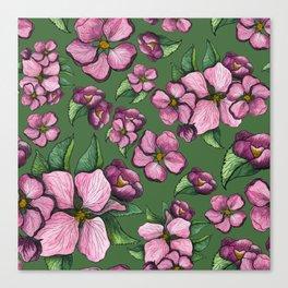 Blossom spring Canvas Print