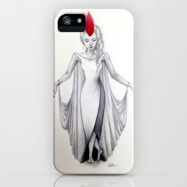 Crane Wife iPhone Case