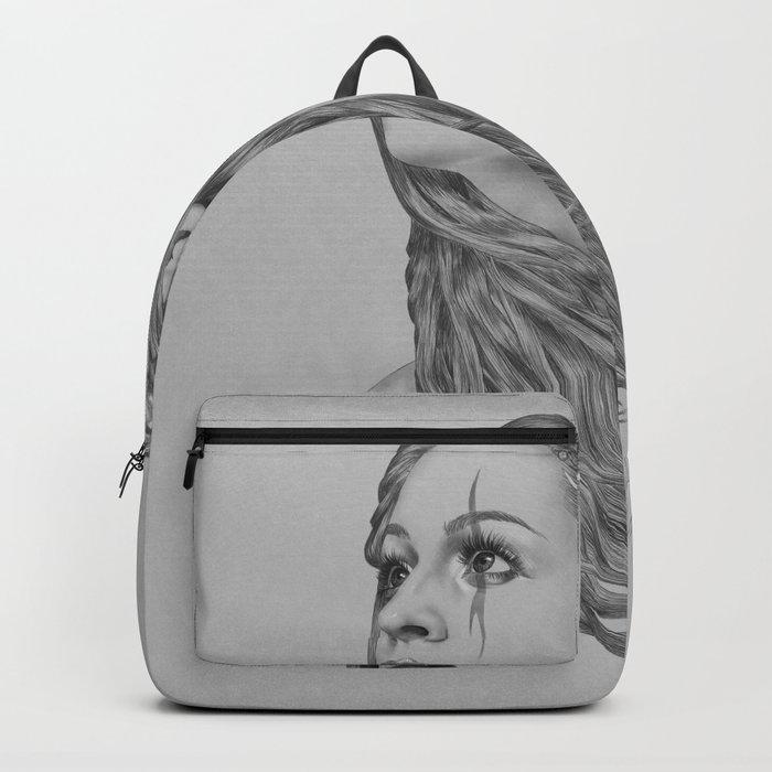 Last hope - Digital painting Backpack