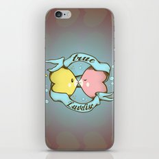 True Luvdisc iPhone & iPod Skin