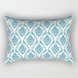 Cock Baroque Rectangular Pillow