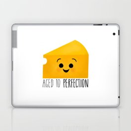 Aged To Perfection - Cheese Laptop & iPad Skin