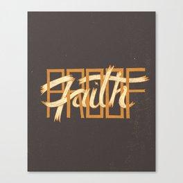 Proof / Faith Canvas Print