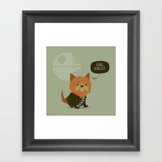 Wookshire Framed Art Print