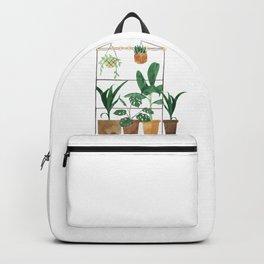 Summer Tropical Gardening I Backpack