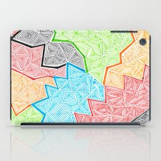 Trianglez iPad Case