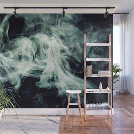 Smoke Wall Mural