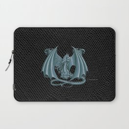 """Dragon Letter M, from """"Dracoserific"""", a font full of Dragons Laptop Sleeve"""