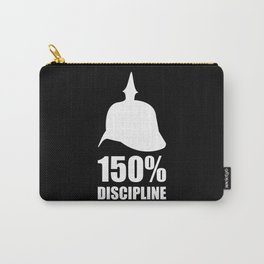 Prussia 150% discipline Carry-All Pouch