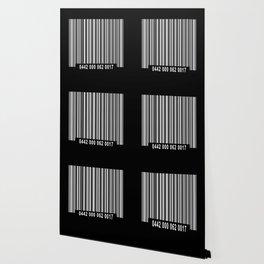 Barcode #1 inverse Wallpaper