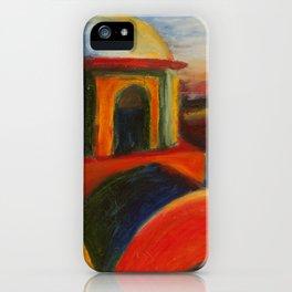 Italian Sunset iPhone Case