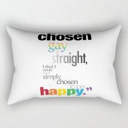 Chosen Rectangular Pillow