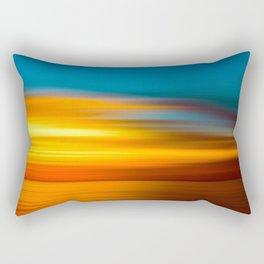 Fearless Sun Rectangular Pillow