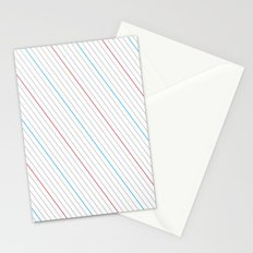 Simple Lines Stationery Cards
