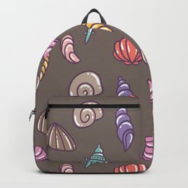 Sea Shells by the Sea Shore Backpack