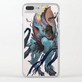 Cqueej Clear iPhone Case