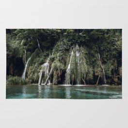 waterfall iv Rug