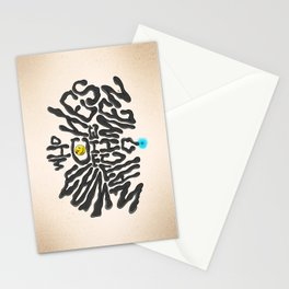 Who Watches The Watchmen Stationery Cards