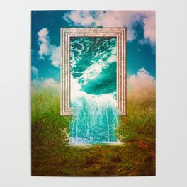 Everything Was Water Poster