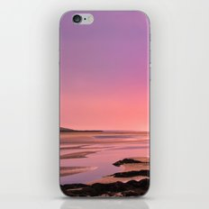 Pink Sunset iPhone & iPod Skin