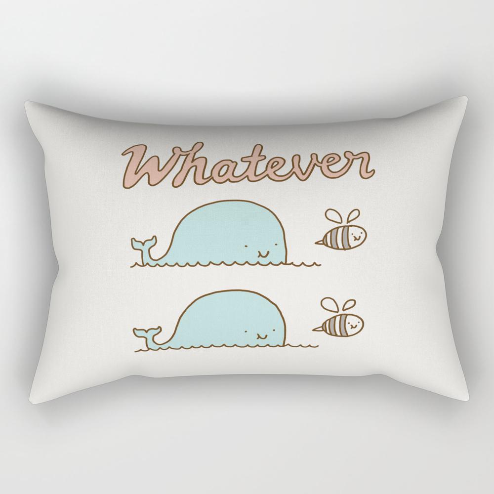 Que Sera Sera Rectangular Pillow RPW8865709